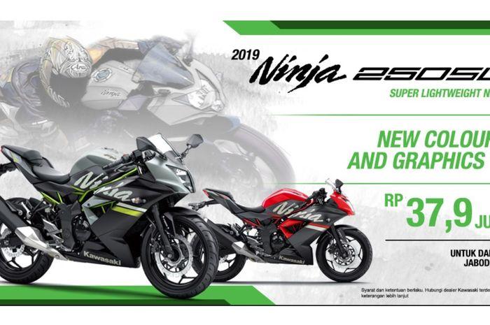 Ngidam Kawasaki Ninja 250sl Tapi Masih Kemahalan Intip Nih Skema