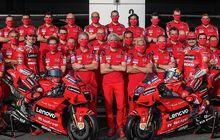 Gigi Dall'Igna, Paolo Ciabatti dan Davide Tardozzi, Siapa yang Paling Tinggi Jabatannya di Ducati?