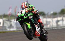 Hasil Superpole Race WSBK Belanda 2021 - Jonathan Rea Juara Lagi, Track Limits Rusak Pesta Yamaha