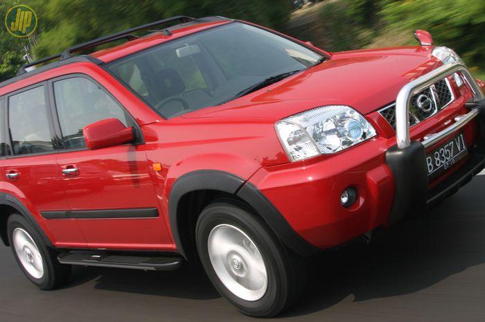 Ilustrasi Nissan X-Trail