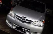 Harga Mobil Bekas Toyota Avanza 2011, E Manual di Bawah Rp 100 Juta