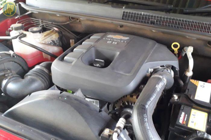 Mesin Chevrolet Colorado High Country berkapasitas paling besar