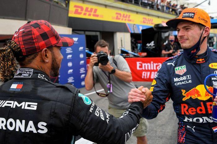 Setelah kualifikasi F1 Prancis 2021, Lewis Hamilton mengakui celah dengan Max Verstappen cukup besar