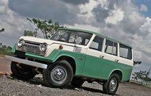Jauh Sebelum Fortuner, Ini SUV Pertama Toyota, Yuk Simak Sejarahnya!