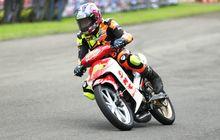 Yamaha 125Z Bisa Kencang Tanpa Magnet Racing, Tapi Pakai Karburator Yamaha RX-Z