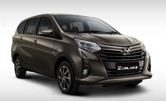 Toyota New Calya tidak tersedia dalam pilihan GR Sport