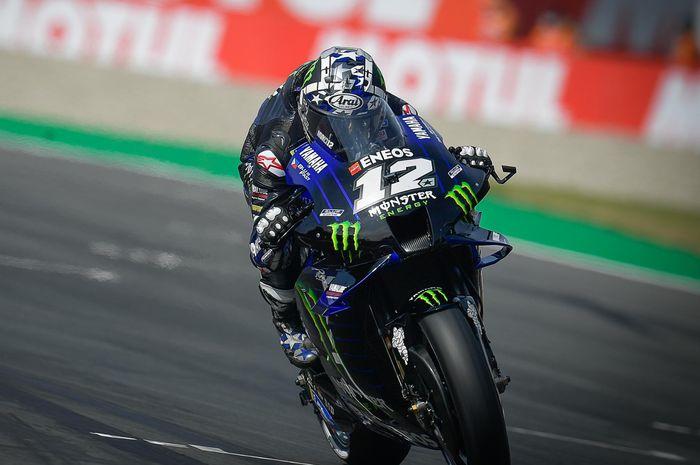 Massimo Meregalli mengakui bahwa ada peran serta Yamaha dalam penurunan performa Mavrick Vinales di MotoGP 2021
