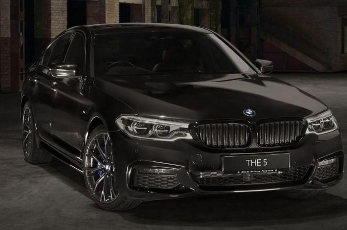 BMW 530i M Sport Dark Shadow Edition dijual cuma 36 unit di Malaysia