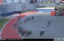 Marc Marquez Setuju Hukuman Berat Untuk Pembalap yang Berkendara Berbahaya
