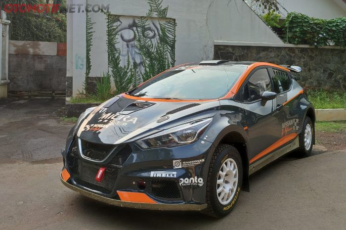 Nissan Micra Proto masuk Indonesia