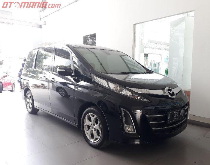 Mazda Biante keluaran pertama di Indonesia tahun 2012