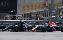 F1 Hongaria 2021, Permohonan Tim Red Bull Untuk Tinjau Ulang Penalti Lewis Hamilton Ditolak