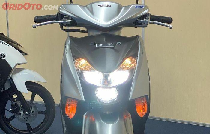 Tampilan Yamaha Gear 125
