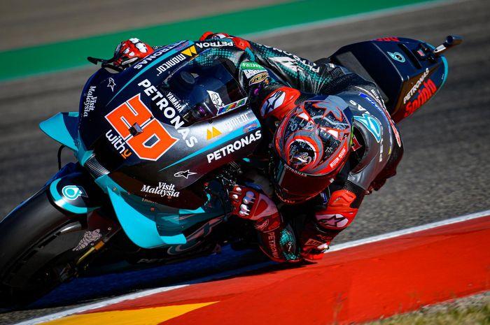 Gara-gara hal ini, Fabio Quartarao tak yakin bisa meraih podium di balapan MotoGP Teruel 2020 di sirkuit Aragon