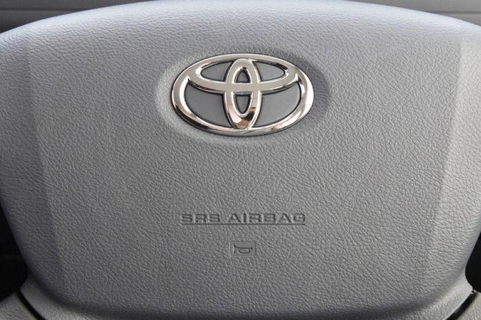Ilustrasi SRS airbag