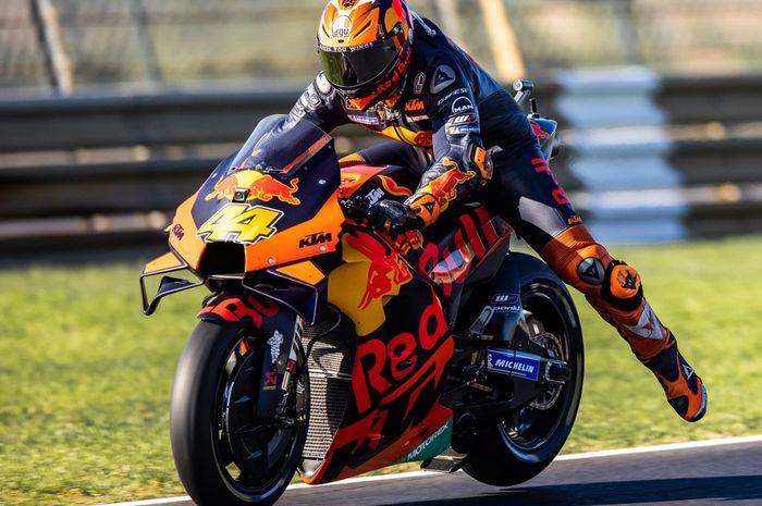 Gagal memberikan kemenangan untuk KTM pada gelaran MotoGP 2020,  Pol Espargaro Malah sebut nama Joan Mir