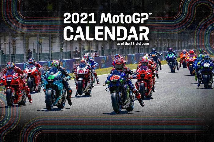 Jadwal MotoGP 2021 alami perubahan, Amerika Serikat resmi menggantikan Jepang, sementara Thailand mundur seminggu