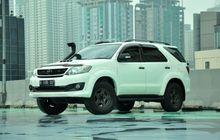 Toyota Fortuner VNT Siap Hajar Medan Off-road, Ubahan Simpel Tapi Pas