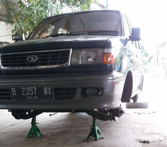 Toyota Kijang Krista 98 Modifikasi ALTO
