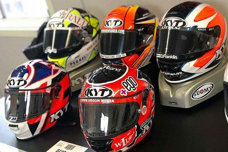 Helm Full Face Berkualitas Harga Di Bawah Rp 450 Ribu Ini Pilihannya Gridoto Com