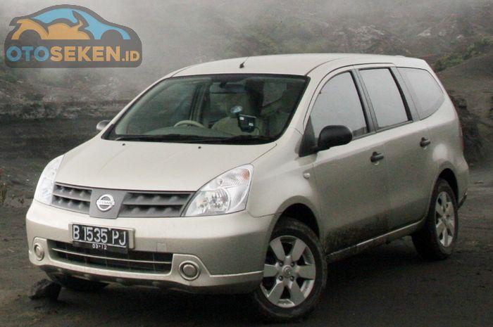 Daftar Terbaru Nissan Grand Livina 2012 Tipe X Gear Di Bawah Rp 100 Juta Gridoto Com