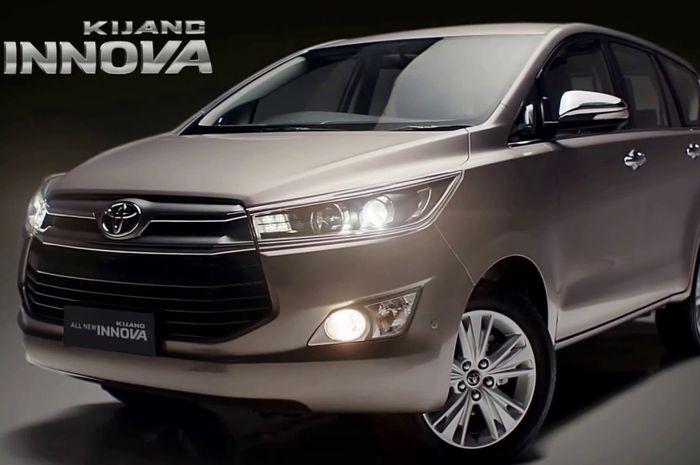 Daftar Harga Toyota Kijang Innova Per Maret 2018 Intip Ini Sob Gridoto Com