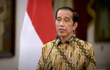 PPKM Level 4 Diperpanjang, Presiden Jokowi Sebut Mobiltas Masyarakat Akan Ada Penyesuaian