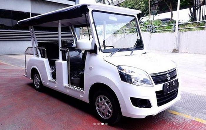Biaya modifikasi (diluar mobil) kurang lebih Rp 45-65 juta tergantung spesifikasi