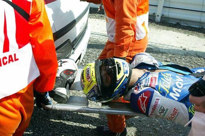 Jarang yang tahu tim ini dianggap paling angker di MotoGP, Dua pembalap terbaiknya tewas saat balapan