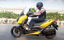 Tips Beli Motor Bekas, Ini Penyebab Yamaha XMAX Goyang Saat Lewat Sambungan Jalan