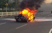 Berkaca Pada Insiden Ford Mustang Terbakar, Ini Jenis APAR yang Cocok Ada di Dalam Mobil