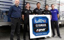 BREAKING NEWS - Yamaha Resmi Perkenalkan Tim Satelit Pengganti Petronas Yamaha MotoGP, Darryn Binder Jadi Rekan Andrea Dovizioso