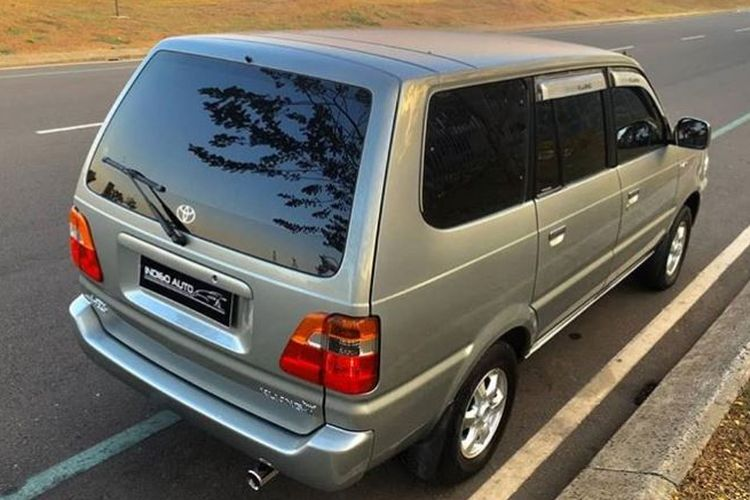 Toyota Kijang Lgx 1 8 2004 Murah Kondisi Mulus Cash Atau Kredit Di Bawah Rp 100 Juta Gridoto Com