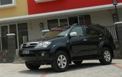 Harga Mobil Bekas Toyota Fortuner 2008, Tipe V 4x4 Cuma Segini