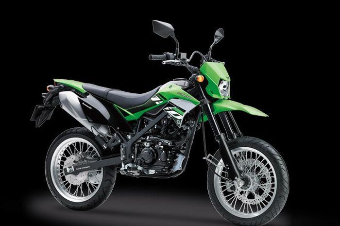 Kawasaki D-Tracker standar