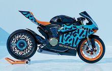 Ducati Panigale Pakai Pelek Rotiform AeroDisc Siap Menghipnotis