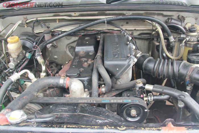 Mesin Panther 2.500 cc non turbo dibuat berasa pakai turbo