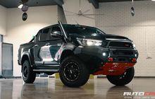 Toyota Hilux Kekar, Siap Diajak Off-road Dengan Kaki-kaki Jangkung