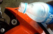 motor balap malah dilarang pakai air radiator, ini tujuannya