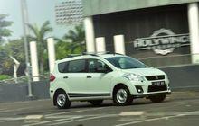 Modifikasi Suzuki Ertiga GL 2012, Dibikin Gahar Tapi Kok Jadi Berisik?