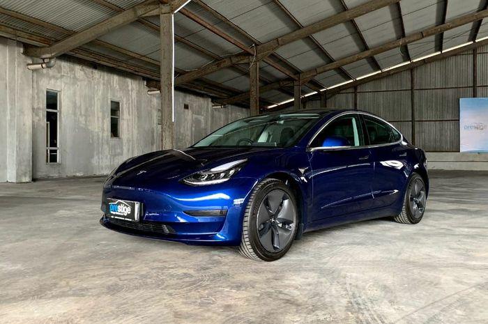 Tesla Model 3 facelift di Prestige Motorcars