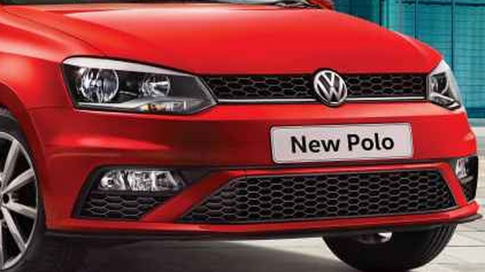 VW Polo kini tampil lebih sporty
