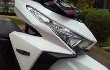 Musim Hujan Datang, Siap-siap Motor Warna Putih Perlu Perawatan Ekstra, Kalau Tidak Ini Jadinya