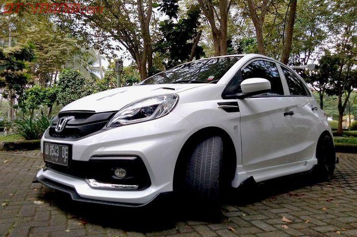 Honda Brio Operasi Wajah Jadi Mobilio Rs Gridoto Com