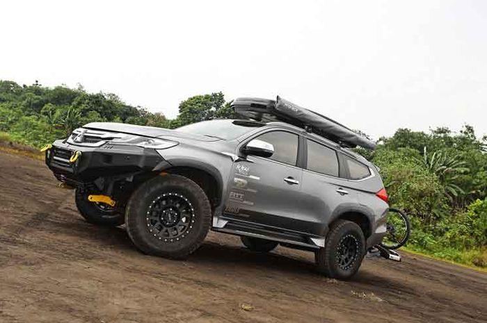 540+ Gambar Mobil Pajero Sport Dakar 4x4 HD