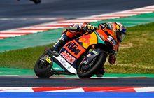 Hasil FP3 Moto2 San Marino 2021 - Sodokan di Menit Terakhir Bikin Raul Fernandez Tercepat, Satu Wakil Tim Indonesia Masuk 10 Besar