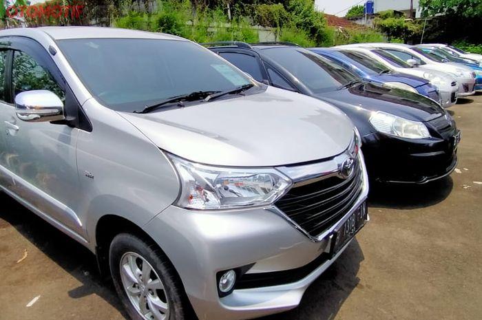 Toyota Grand New Avanza Bekas