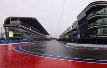Breaking News - Sirkuit Sochi Dilanda Cuaca Buruk, Sesi FP3 F1 Rusia 2021 Resmi Dibatalkan