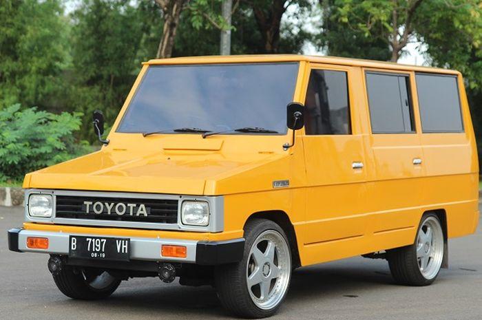 66+ Modifikasi Mobil Kijang Th 80 An Terbaik