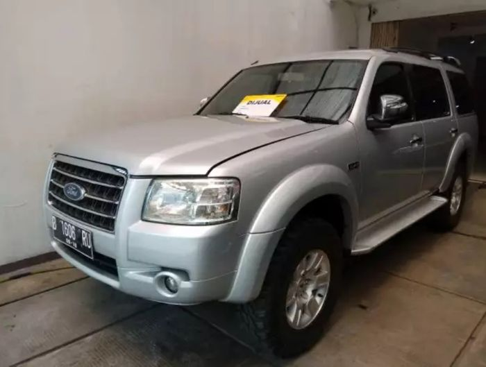 Ford everest 4x2